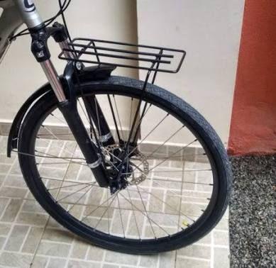 Resultado de imagem para bagageiro bicicleta