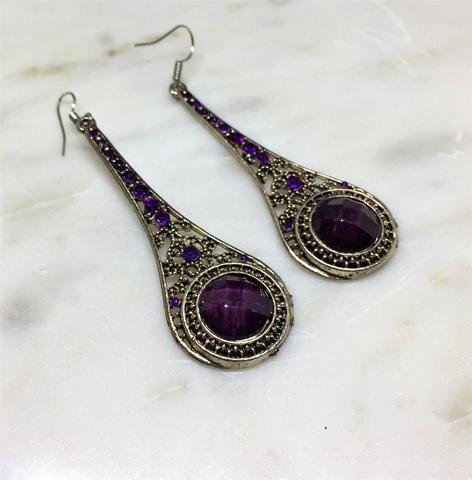 Oriental Earrings #19