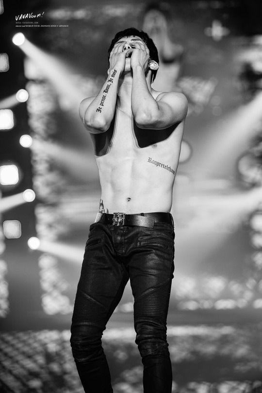 160221 #인피니트 Hoya - INFINITE EFFECT ADVANCE in Seoul Day-2