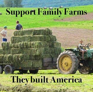 Support local farms!