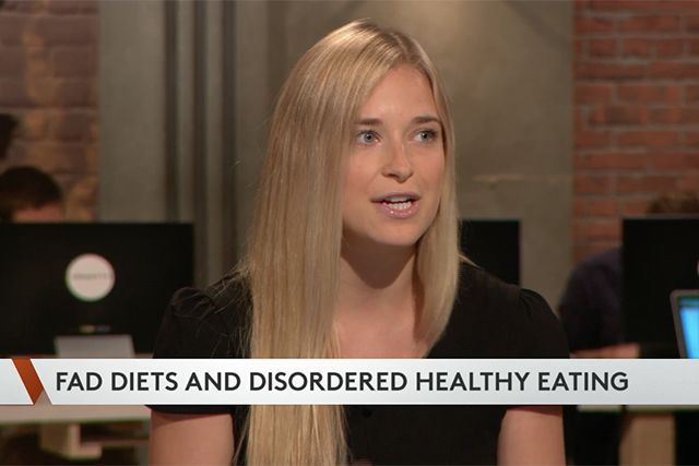 Former vegan Jordan Younger talks about coming to terms with her eating disorder, orthorexia nervosa, and why she reincorporated meat in her diet.