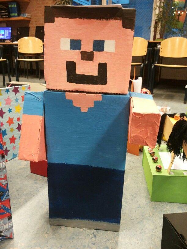 Minecraft suprise