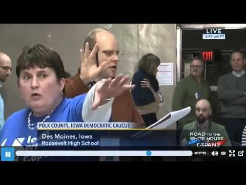 Clinton Caucus Caught on Camera Committing Voter Fraud in Iowa? | Conservative Outfitters