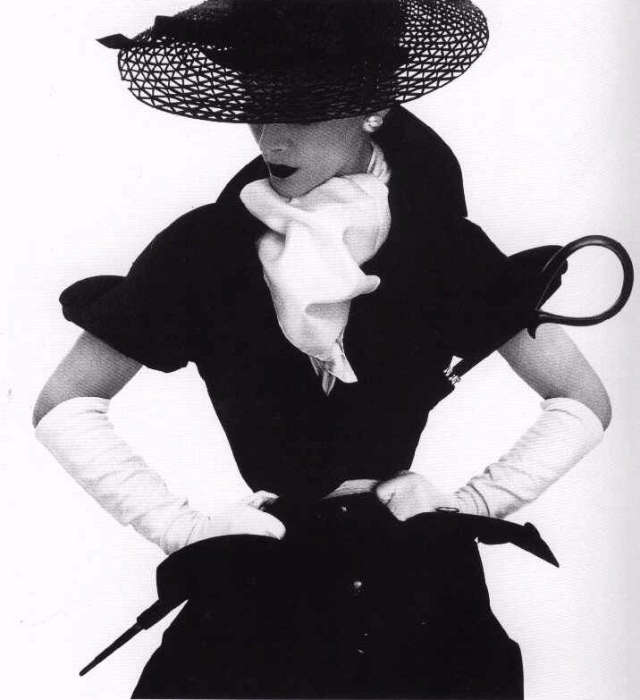 Lisa Fonssagrives, vogue, 1950