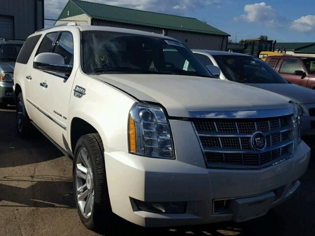 Salvage 2013 Cadillac Escalade Esv Platinum | Salvage SUV