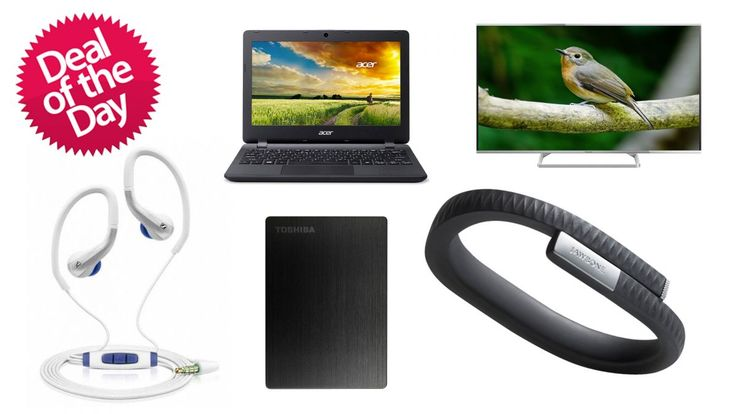 TechRadar Deals: Laptops, cheap TVs, wearables, headphones + more! | TechRadar brings you enticing daily deals on tech, from tablets to cameras and games - don't miss out! Buying advice from the leading technology site