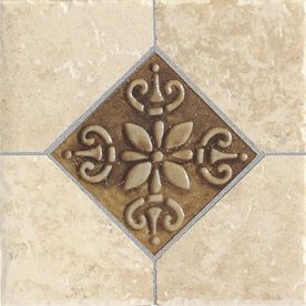 Del Conca Roman Stone Beige Thru Body Porcelain Square