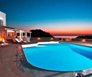 Pino di Loto B&B, Syros, Greece | Further Afield gay friendly accommodation