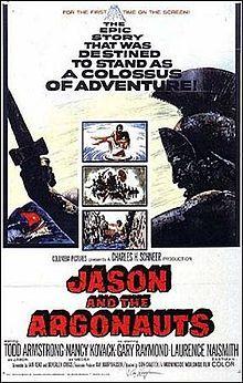 Jason and the Argounauts - 1963