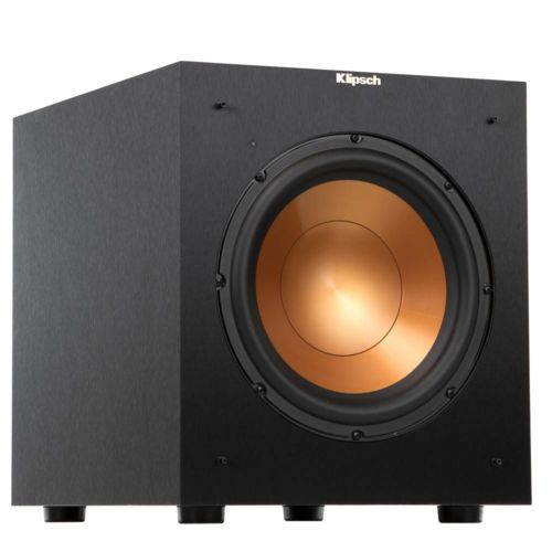 Klipsch-Reference-R10SW-10-300W-Peak-Subwoofer-Speaker-For-Home-Theatre-System