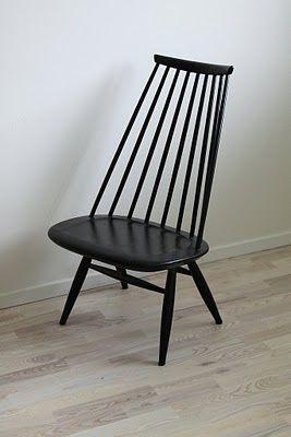 Mademoiselle chair by Ilmari Tapiovaara | LIKE IDEA