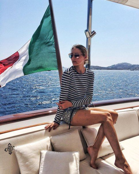 Olivia Palermo on Vacation (THE OLIVIA PALERMO LOOKBOOK)