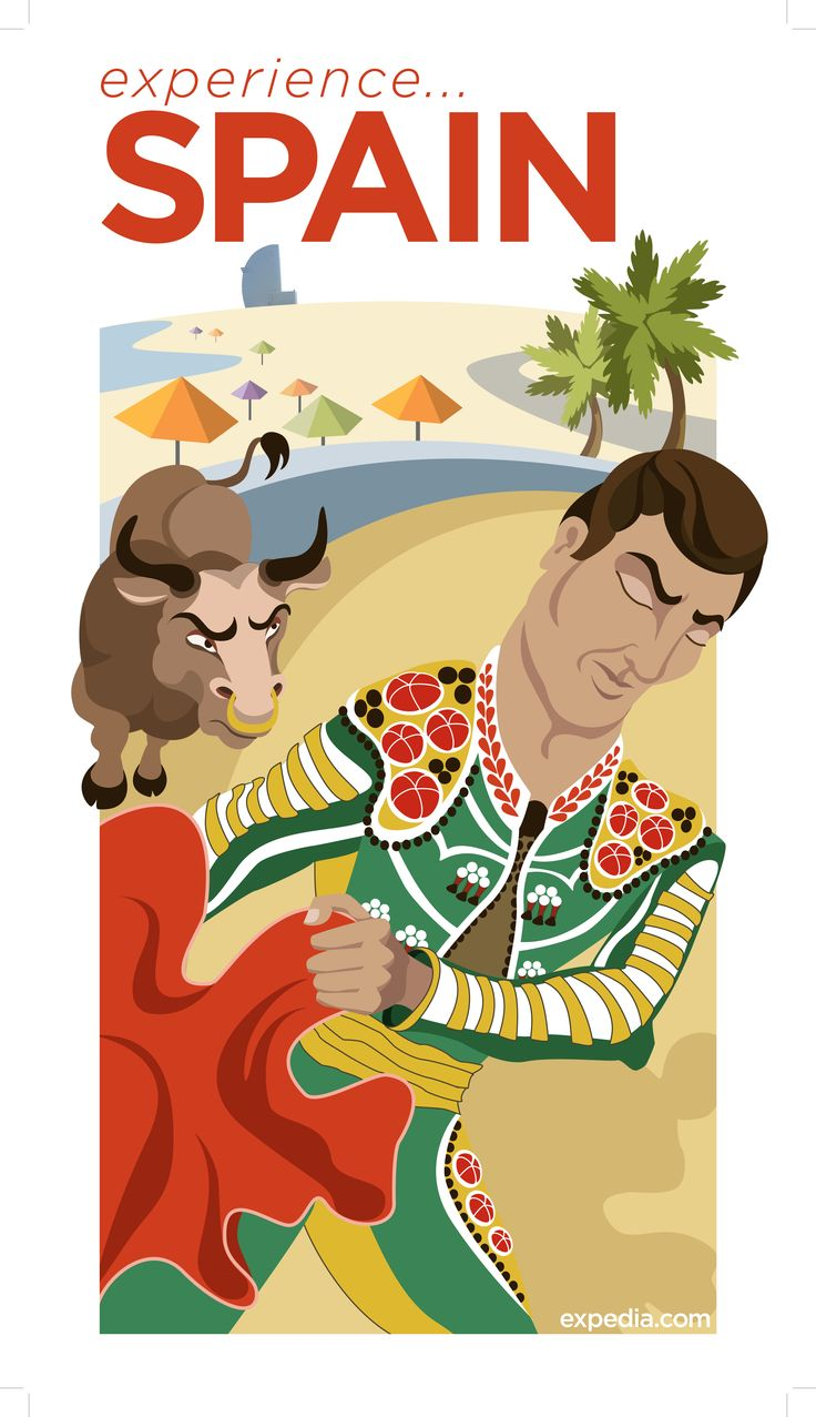 Spain Tourism Posters   Spain Posters   Pinterest ...