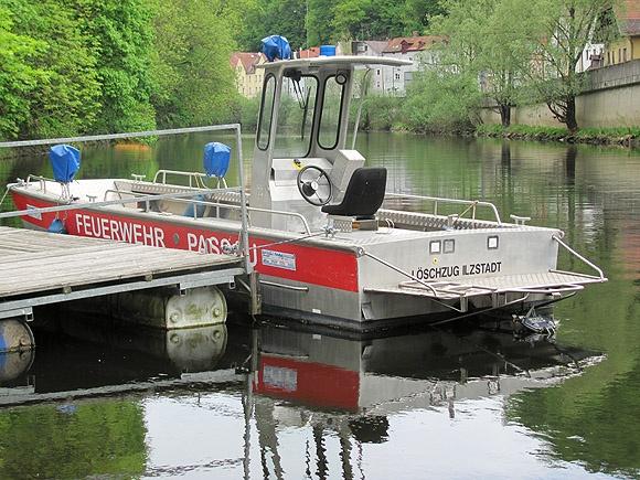 Feuerwehrboot Passau, Bayern
