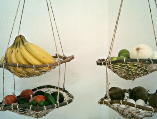 fruit baskets-I wan't to make these! ...Think (hope) I can figure it out from looking at them