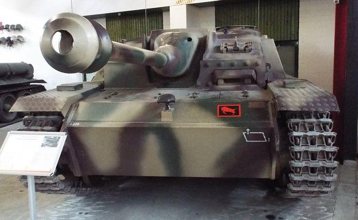 Sturmgeschütz III Aus G  1943 Panzer Museum Munster