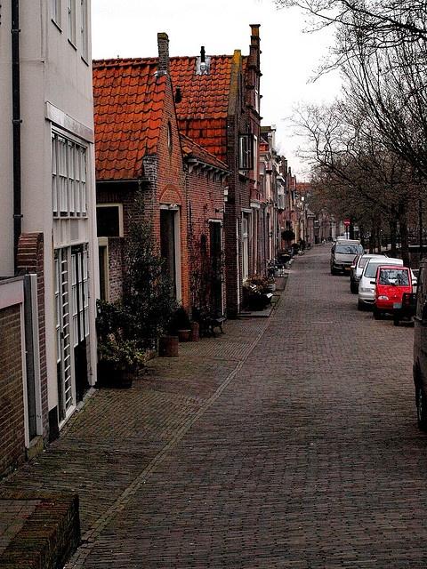 Canal Street, Enkhuizen