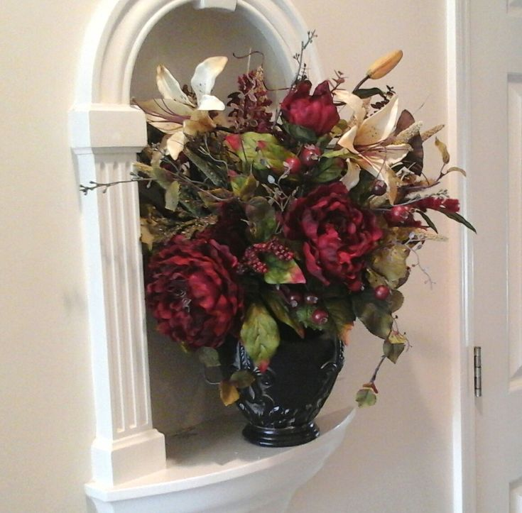 Floral Arrangement SHIPPING INCLUDED Floral Centerpiece