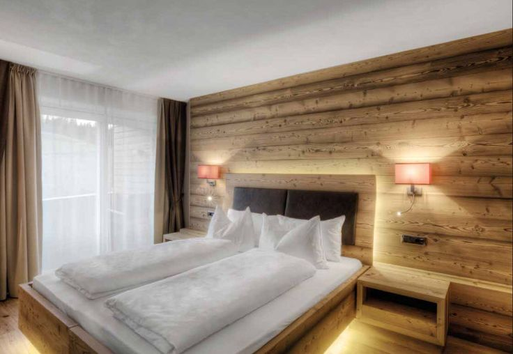 Deko Ideen Schlafzimmer Wand Altholz Modern | Alpine - Chic In 2019 | House Design