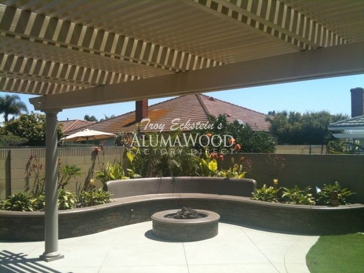 1000+ Images About Alumawood Or Duracool Patio Or Shade