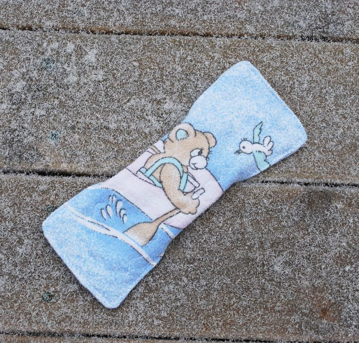 Cloth pad pantyliner - cloth pantyliner - upcycled cloth pad pantyliner - upcycled reusable pantyliner - pantyliner for everyday use by leonorafi on Etsy