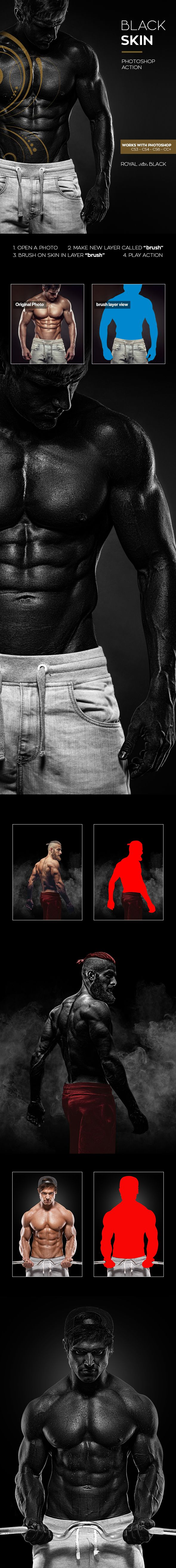 Ink Stain #Photoshop Action - Photo Effects #Actions Download here: https://graphicriver.net/item/ink-stain-photoshop-action/20267228?ref=alena994