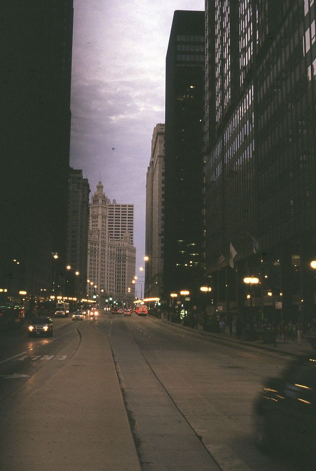 chicago on expired film (by bavan.prashant)