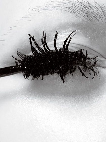 The 5 Most Common Mascara Mistakes: So you think you know how to apply mascara? OK, you probably do. But there are still pitfalls to avoid. Make sure your lashes are on point, ahead. | allure.com