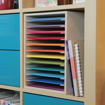 Check out the newest size for the St&-n-Storage Paper Holder for IKEA®. Itu0027s a sized Holder and youu0027re going to love how compact it is! & 15 best Storage for IKEA® images on Pinterest   Organisation ideas ...