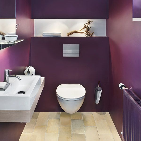 1000 bilder zu g ste wc auf pinterest toiletten pikkolofl te und fliesen. Black Bedroom Furniture Sets. Home Design Ideas