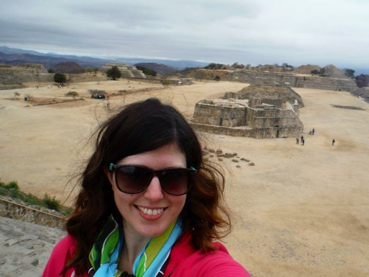 Monte Alban - Mexico - Most Beautiful Ruins in Central America - Solo Female Travel