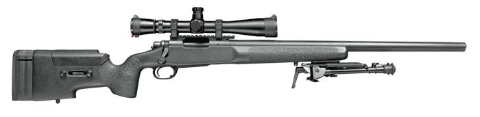 40-XS Tactical Rifle. Can't decide if i want one of these in 300 win mag or 338 lapua.