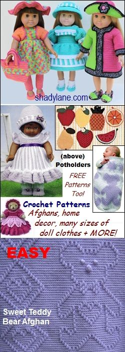 Free Christmas Crochet Hat Pattern Trees Go Round- toddler