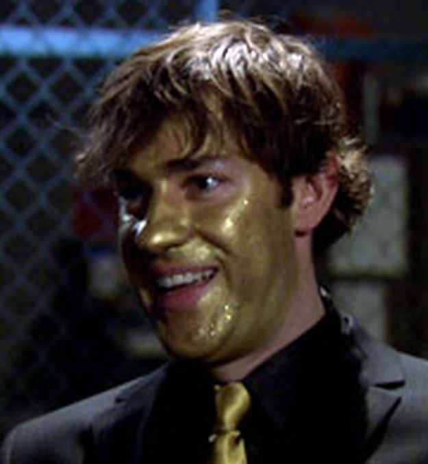 "I got Goldenface! Which Character From ""Threat Level Midnight"" Are You?"