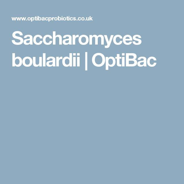 Saccharomyces boulardii | OptiBac