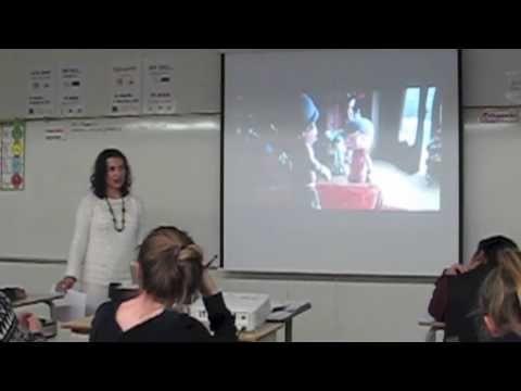 Movie Talk - Level 1 Spanish - Adriana Ramirez - YouTube