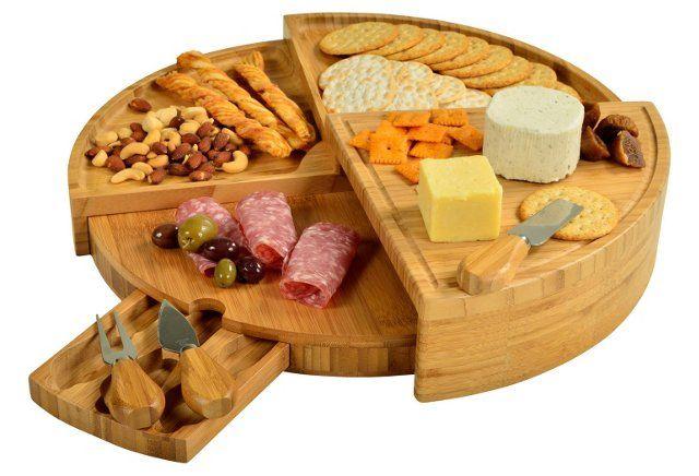 Vienna Transform Cheese Board, Natural