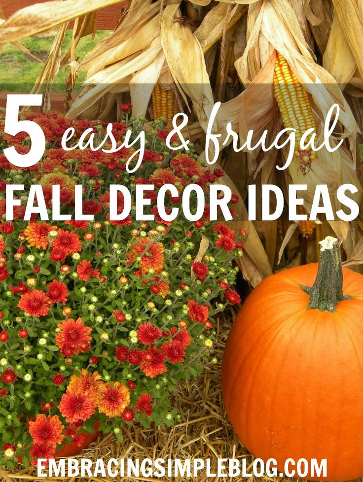 Simple Fall Wreath: 17 Best Images About Home Decor