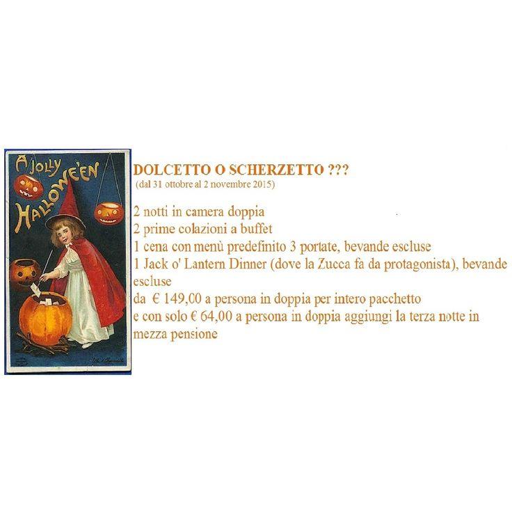 Halloween al Perugia Plaza Hotel