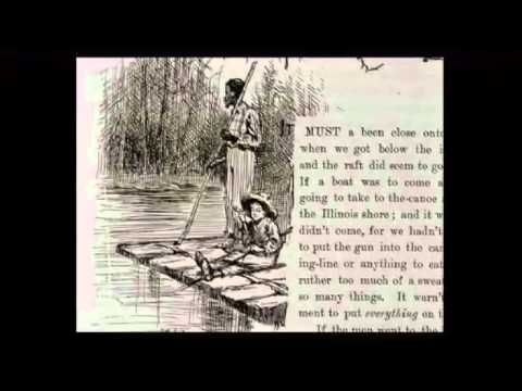 a creative story of huck finn Fagstoff: mark twain's life and writing are in more than one way symbolically   both tom sawyer and huck finn have been enjoyed both by.