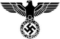 When I was 22, I joined the Austrian branch of the Nazi Party.  This symbol represents the Nazi Party and all of our glory.