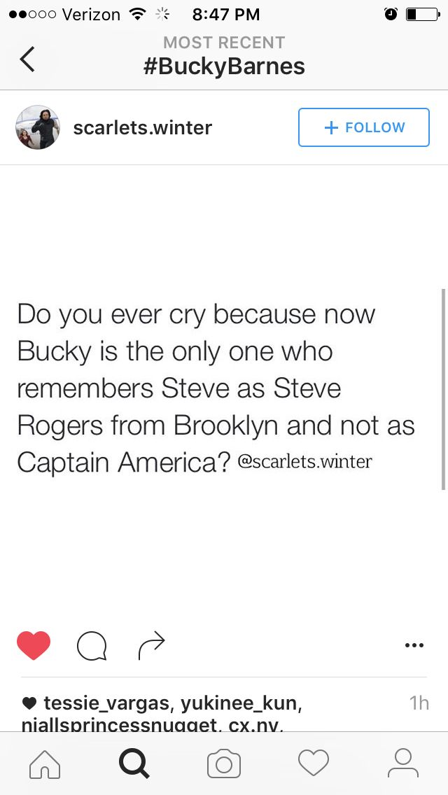Yes! It's part of the reason Bucky is so important to Steve. He's the only part of Steve's past remaining