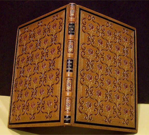 42 best beautiful bindings images on pinterest antique for Beautiful binding
