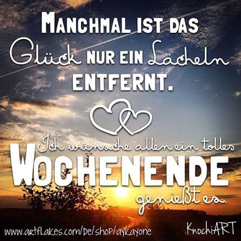 M̶o̶n̶t̶a̶g̶ ̶ D̶i̶e̶n̶s̶t̶a̶g̶ M̶i̶t̶t̶w̶o̶c̶h̶ ̶D̶o̶n̶n̶e̶r̶s̶t̶a̶g̶  FREITAG !!! ❤️☀️ #Sprüche #Gedanken #Worte ☮ღツ  #Grußkartewww.artflakes.com/de/shop/aykayone  #Postkarte http://www.pokamax.de/gallery/index.php?&suche=knoche&page=1 #spruch #art #picoftheday #tbt #like4like #cute #friday #follow ✌️