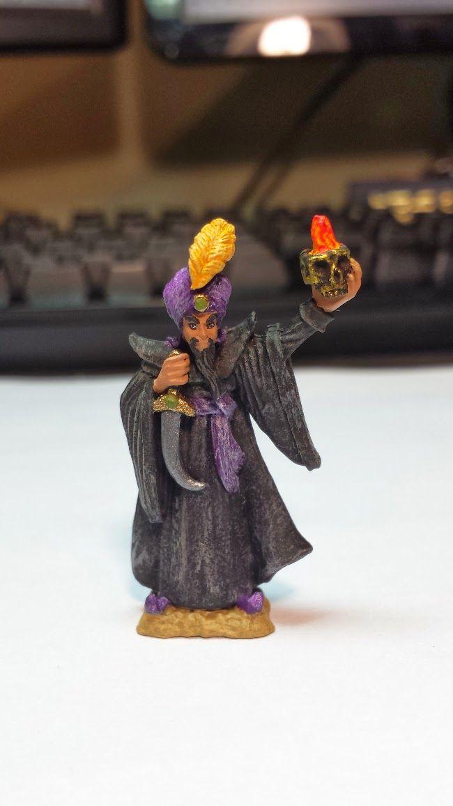 Jade Gaming News: A Sorcerer for the Al-Qadim