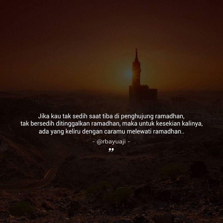 . Duhai diri belum terlambat untuk berubah. Segeralah berbenah. Mendekatlah dalam pelukan Allah dan nikmatilah sajian Ramadhan di tahun ini  Masih ada beberapa hari yang tersisa. Penuhi masjid-masjid tempatmu bersujud mencium hikmah dan rahmat Allah Ta'ala  Kobarkan semangatmu gigihkan hatimu untuk melantunkan bait-bait kalam Allah. Dekatkan hatimu dan pintalah ampunan dengan segala pinta yang bisa kau lakukan . http://ift.tt/2f12zSN
