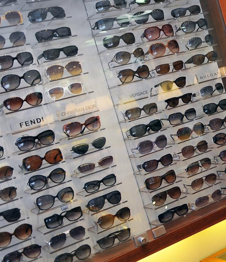 Un large choix de montures solaires des plus grandes marques chez votre opticien Maurice Frères