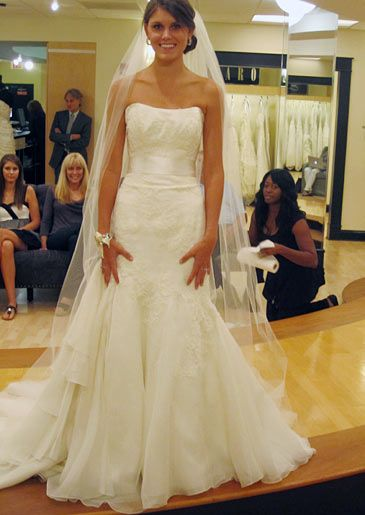 Marisa syttd weddings say yes to the dress ny for Wedding dress atlanta