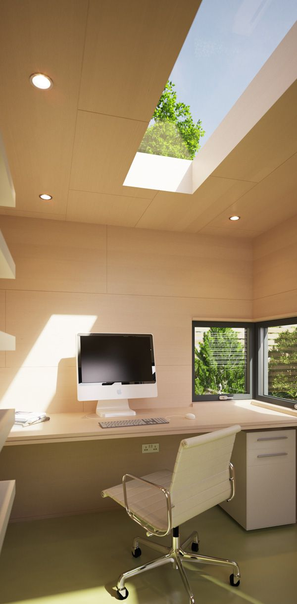 From a small home office or self-contained living annex to commercial or public sector, there's a Pod to suit your needs.