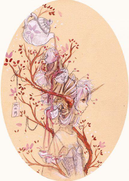 te de unicornio - Imágenes de Otros en Diseño Conceptual   Dibujando